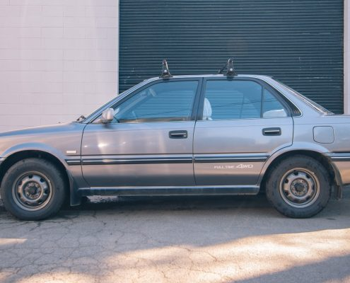 A diesel Toyota Corolla 4wd for sale in Portland, Oregon by Ottoex
