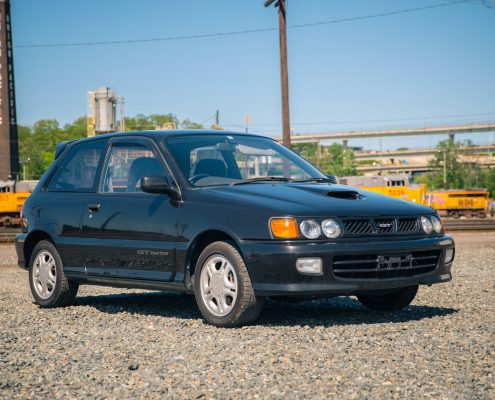 A 1993 Toyota Starlet turbo for sale