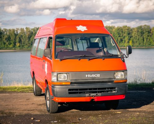 Toyota Hiace 4x4 for sale