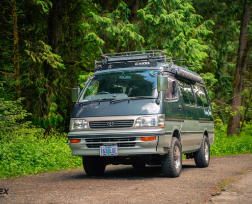 Toyota Hiace Camper Van for sale