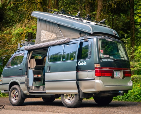 1992 Toyota Hiace Camper Van
