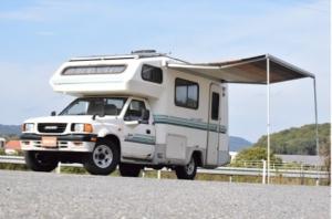 Isuzu Rodeo Camper Diesel