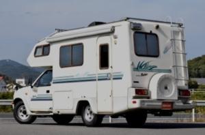 1993 Isuzu Rodeo Motorhome for sale
