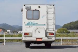 Portland OR Isuzu Rodeo Motorhome for sale