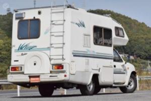Isuzu Rodeo Motorhome camper for sale 4x4