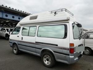 Hiace 4x4 Camper for sale