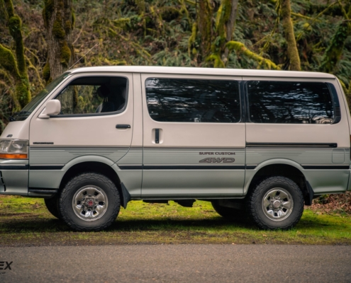 1990 Toyota Hiace 4x4 for sale