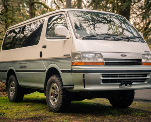 1991 Toyota Hiace for sale by Ottoex