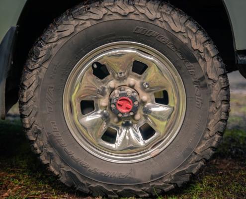 1991 Toyota Hiace Front Wheel Hub