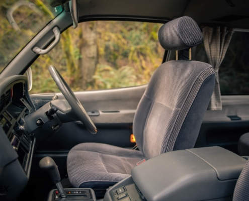 1991 Toyota Hiace Front Seats