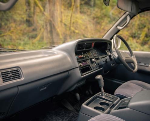 1991 Toyota Hiace Dash