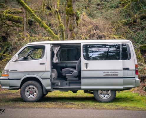 1991 Toyota Hiace 4x4 Van for sale in Oregon