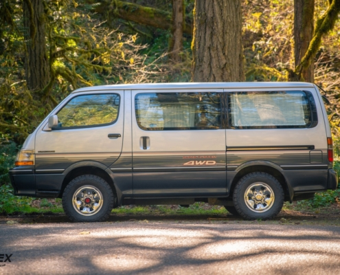 1992 Toyota Hiace Van for sale