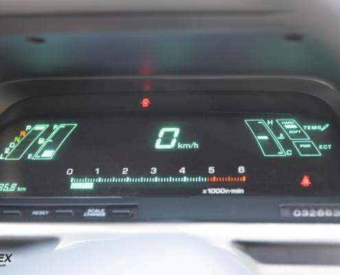 1992 Toyota Hiace Digital Gauge Cluster