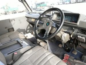 JB500 Front interior