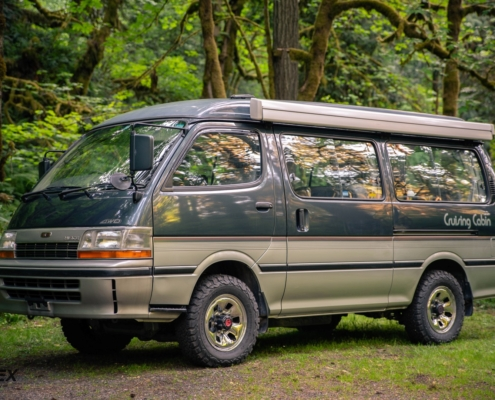 This is a 1992 Toyota Hiace Cruising Cabin 4x4 for sale in Portlnad, OR
