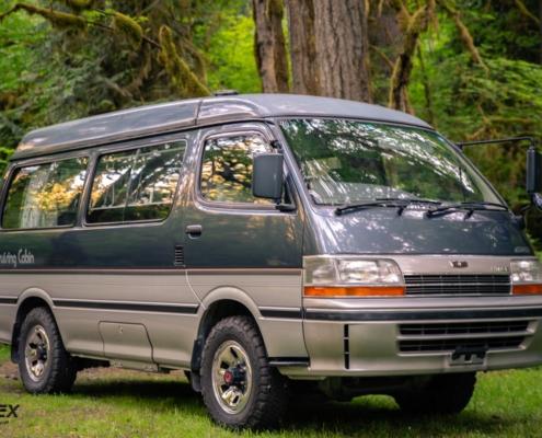 93 Toyota Hiace Cruising Cabin