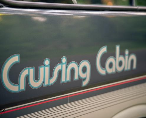 Toyota Cruising Cabin