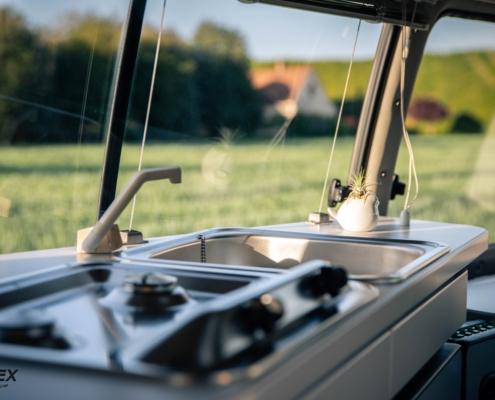 Cruising Cabin Interior