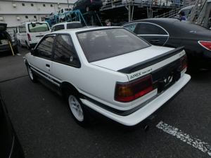 1987 Sprinter Trueno for sale