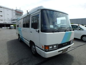 1992 Toyota Coaster Motorhome