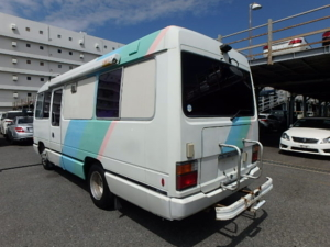 1992 Toyota Coaster Camper for sale