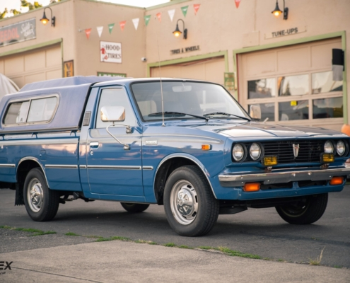 An all original 1978 Toyota Pickup