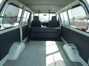 1988 Toyota Liteace Interior