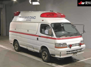 Toyota Hiace Ambulance for sale