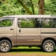 This is a 1993 Toyota Hiace Super Custom Limited