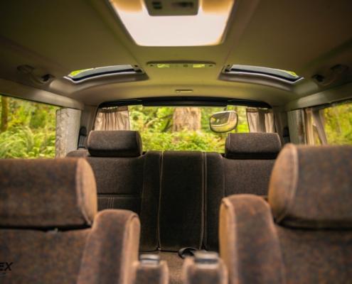 1993 Toyota Hiace Rear Interior