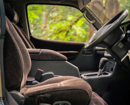 1993 Toyota Hiace Front Seats