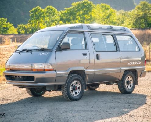 1989 Toyota Van 4x4 for sale