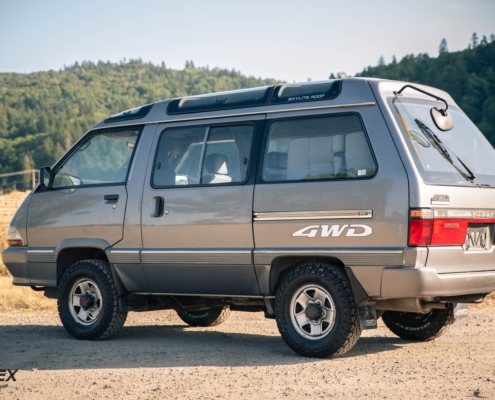 1991 Toyota Townace for sale