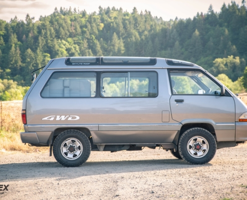 1990 Toyota Townace for sale