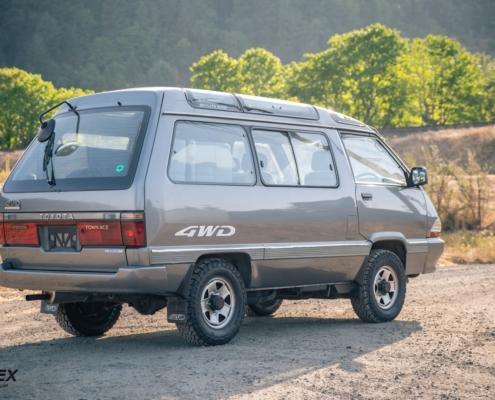 1989 Toyota 4x4 Van