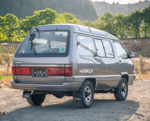 Toyota 4x4 van for sale in Oregon