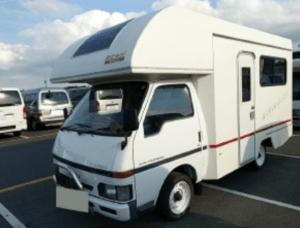 Isuzu Fargo Camper for sale