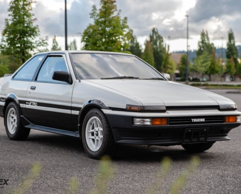 1987 Toyota Sprinter Trueno