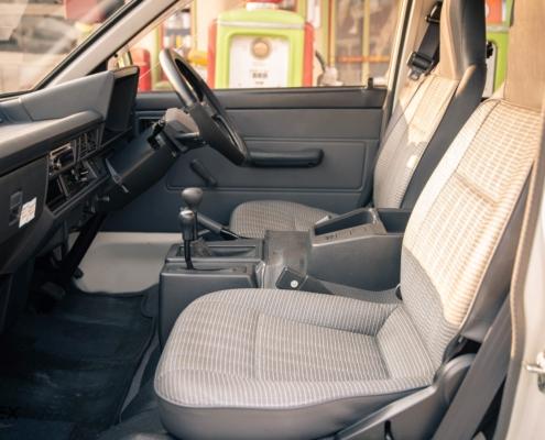 Toyota Liteace interior