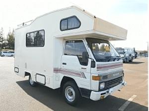 Hiace truck Camper for sale