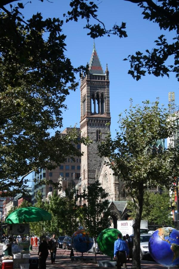 Copley Square Boston Otto Luk'