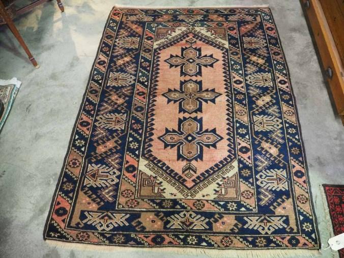 Antalya carpet. Approximately 75 years old