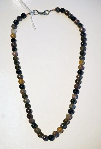 Turkish Tourmaline beaded necklace