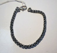 Turkish Silver Chain Bracelet