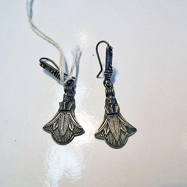 Turkish Silver earrings