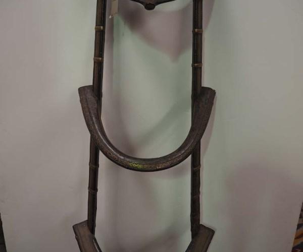 Antique Ottoman unique camel saddle
