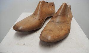 Turkish wooden shoe lasts
