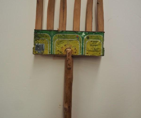 Antique Ottoman Wooden fork