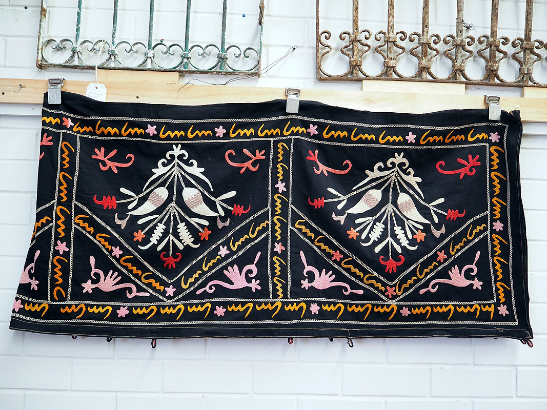 Early 20th century Bokhara hanging